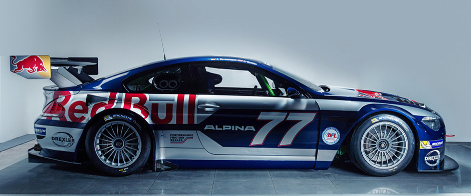BMW ALPINA B6 GT3: ALPINA Automobiles