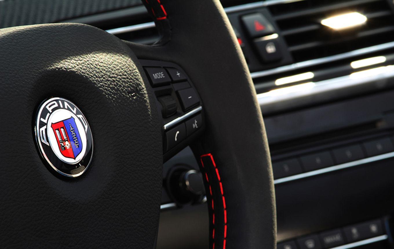 Individualisierung: ALPINA Automobiles
