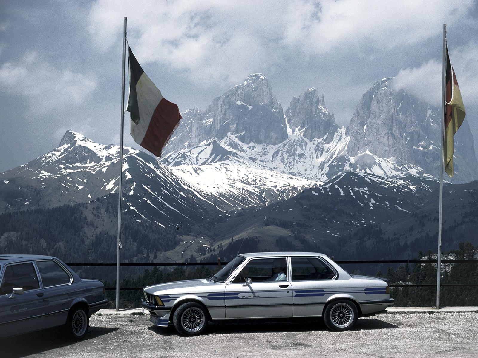 Bmw 3 Series E21 Alpina Automobiles