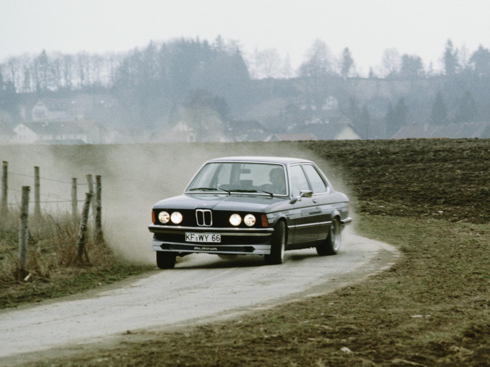 BMW 3 Series E21: ALPINA Automobiles