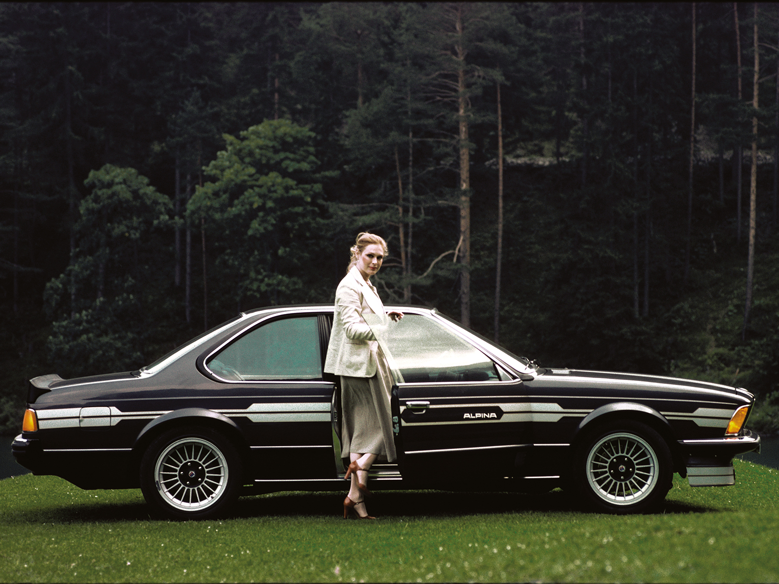 BMW 6 Series E24: ALPINA Automobiles