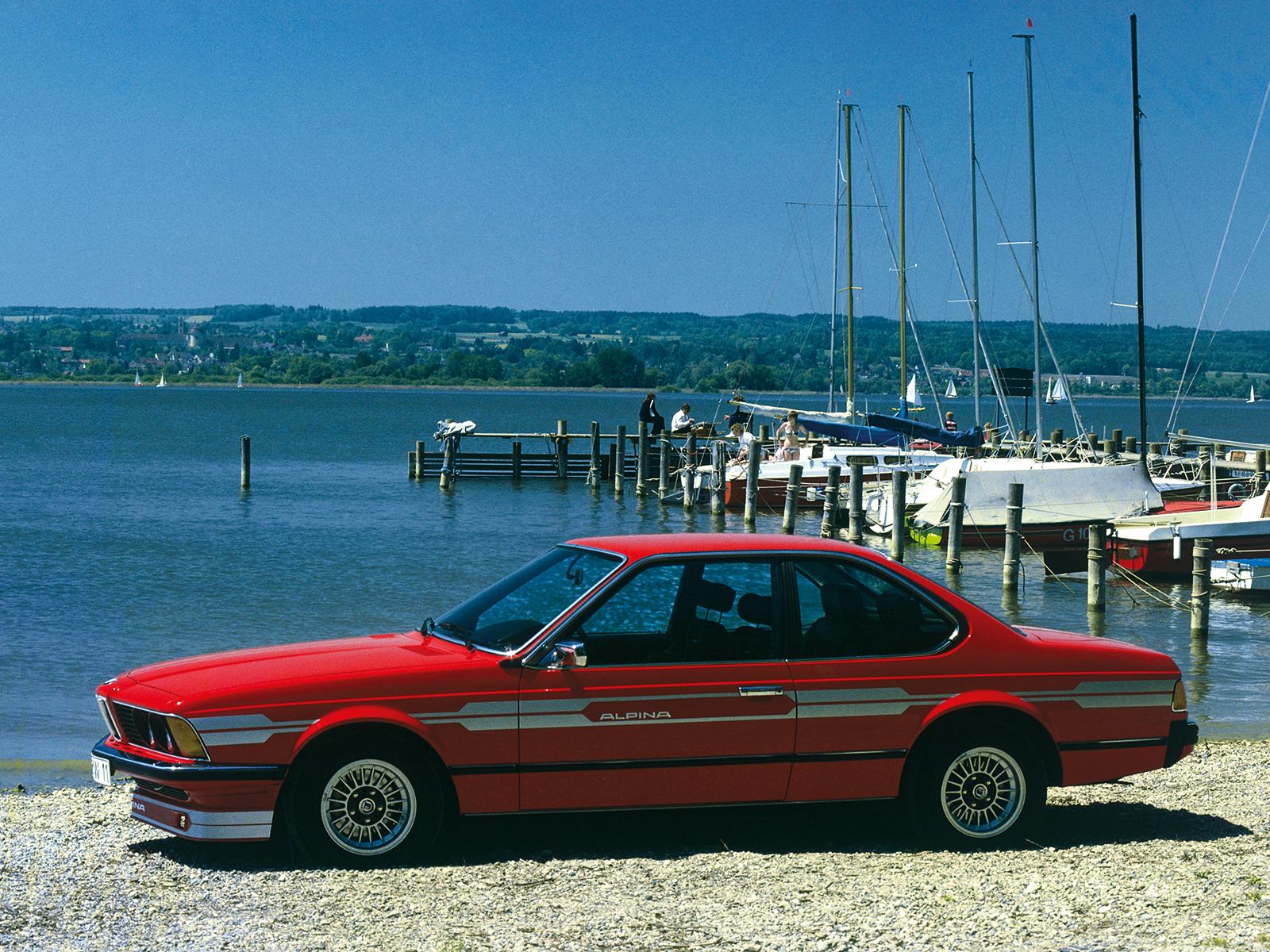 BMW Series E ALPINA Automobiles - Bmw 6 series alpina