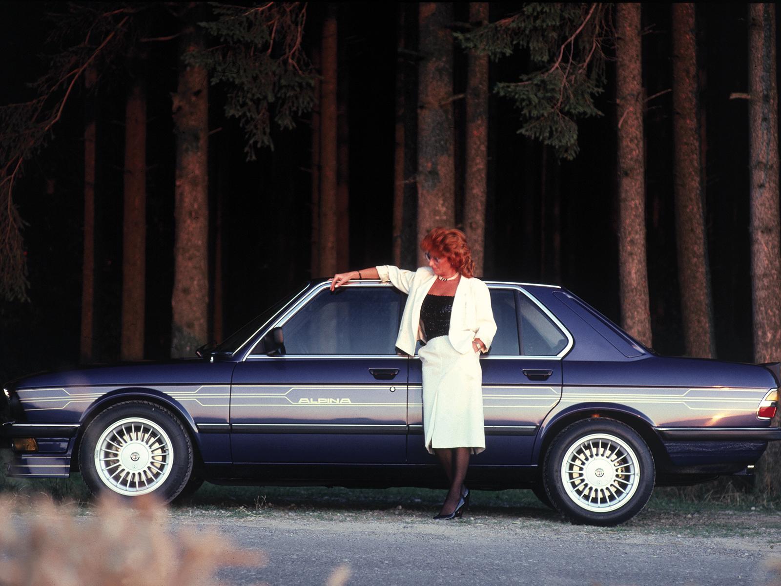 Bmw 5er E28 Alpina Automobiles