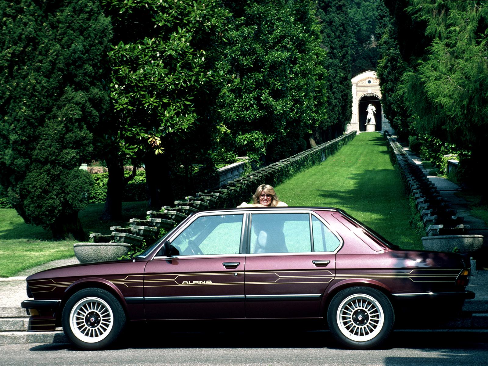 Bmw 5 Series E28 Alpina Automobiles