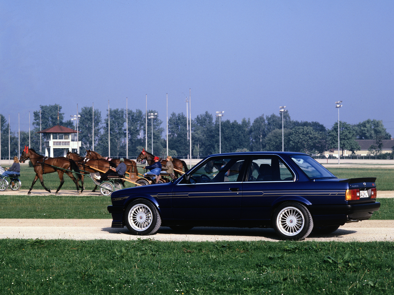 Bmw 3 Series E30 Alpina Automobiles