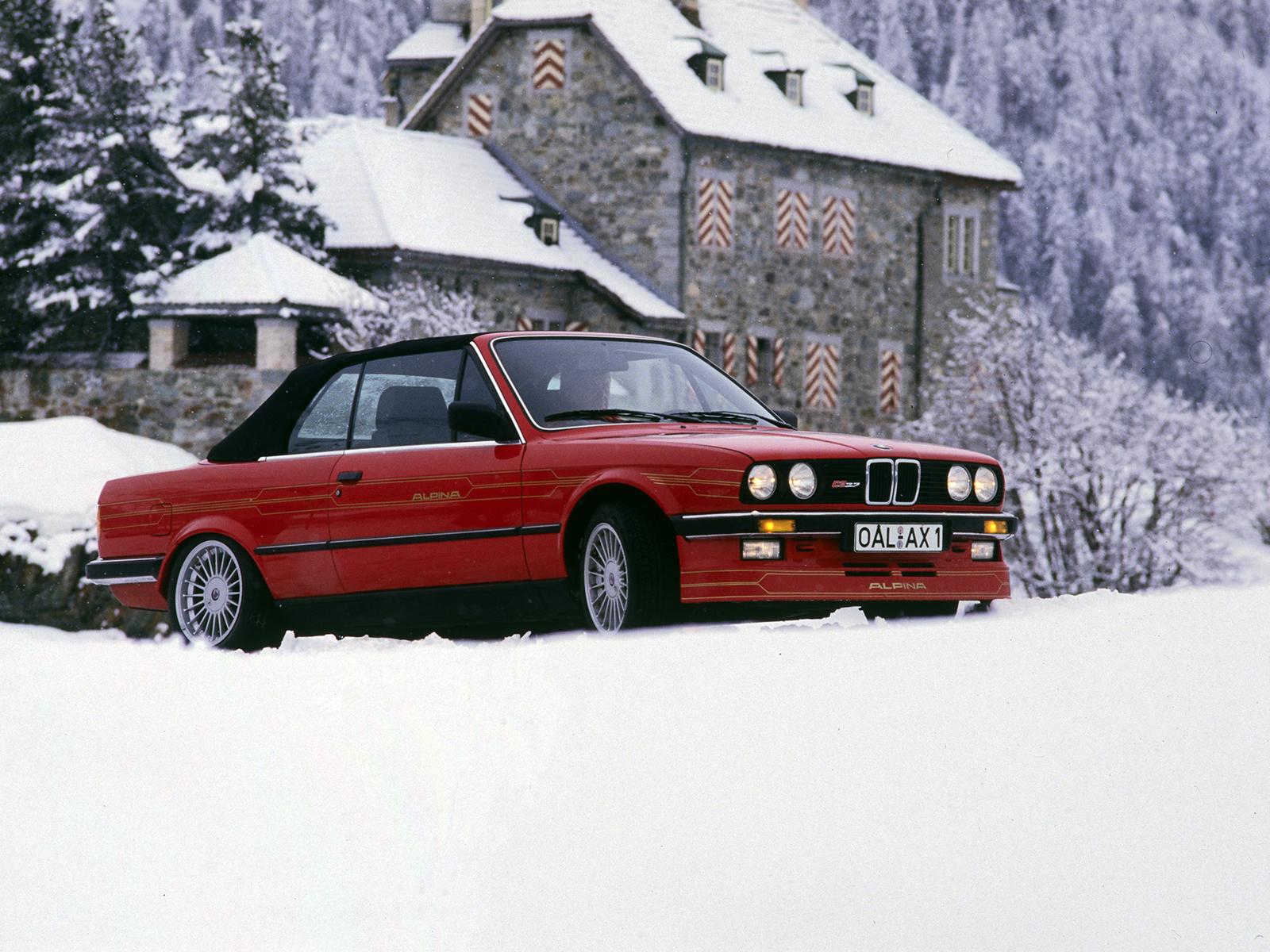 Bmw 3er E30 Alpina Automobiles