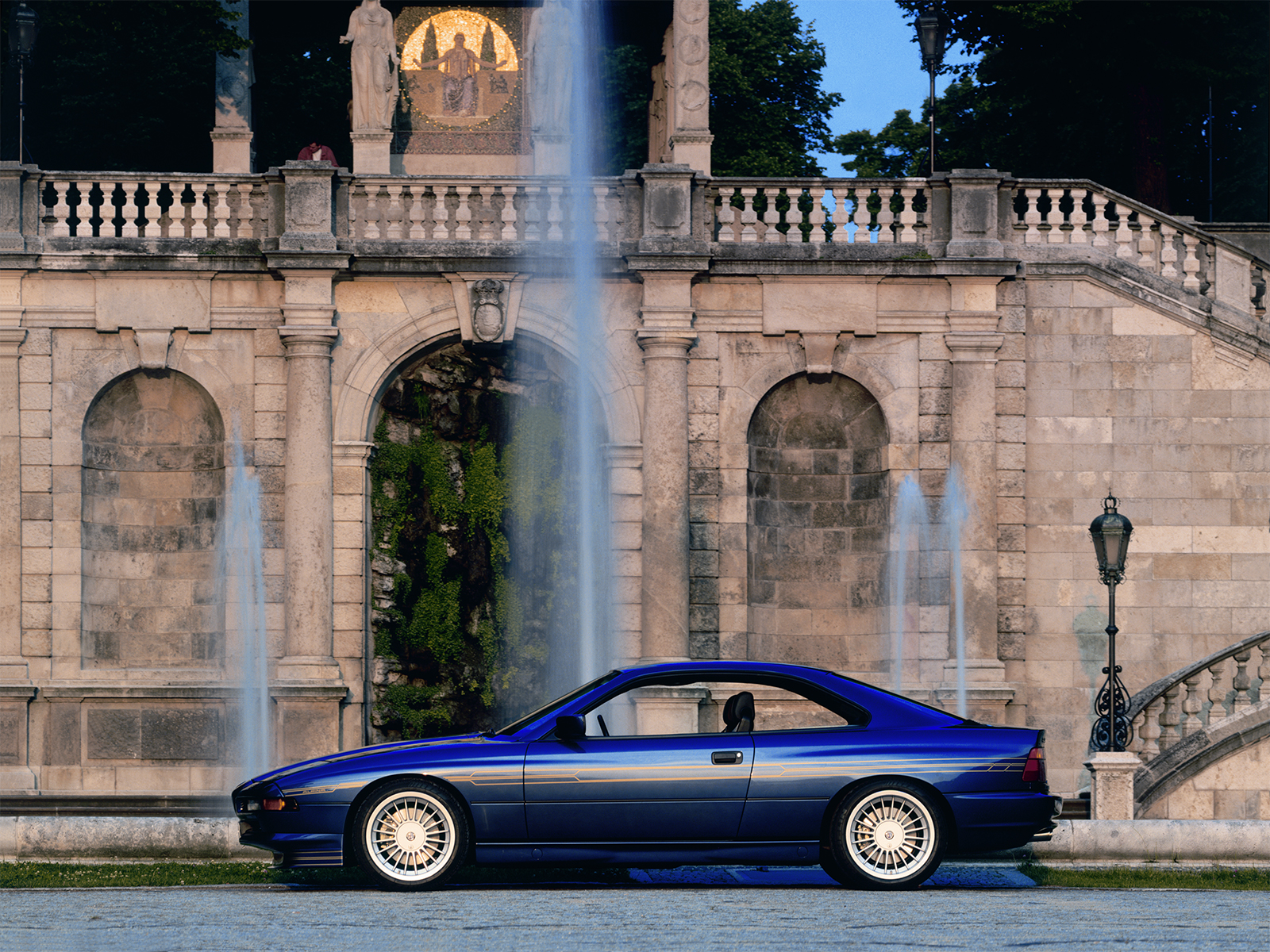 BMW 8 Series: ALPINA Automobiles