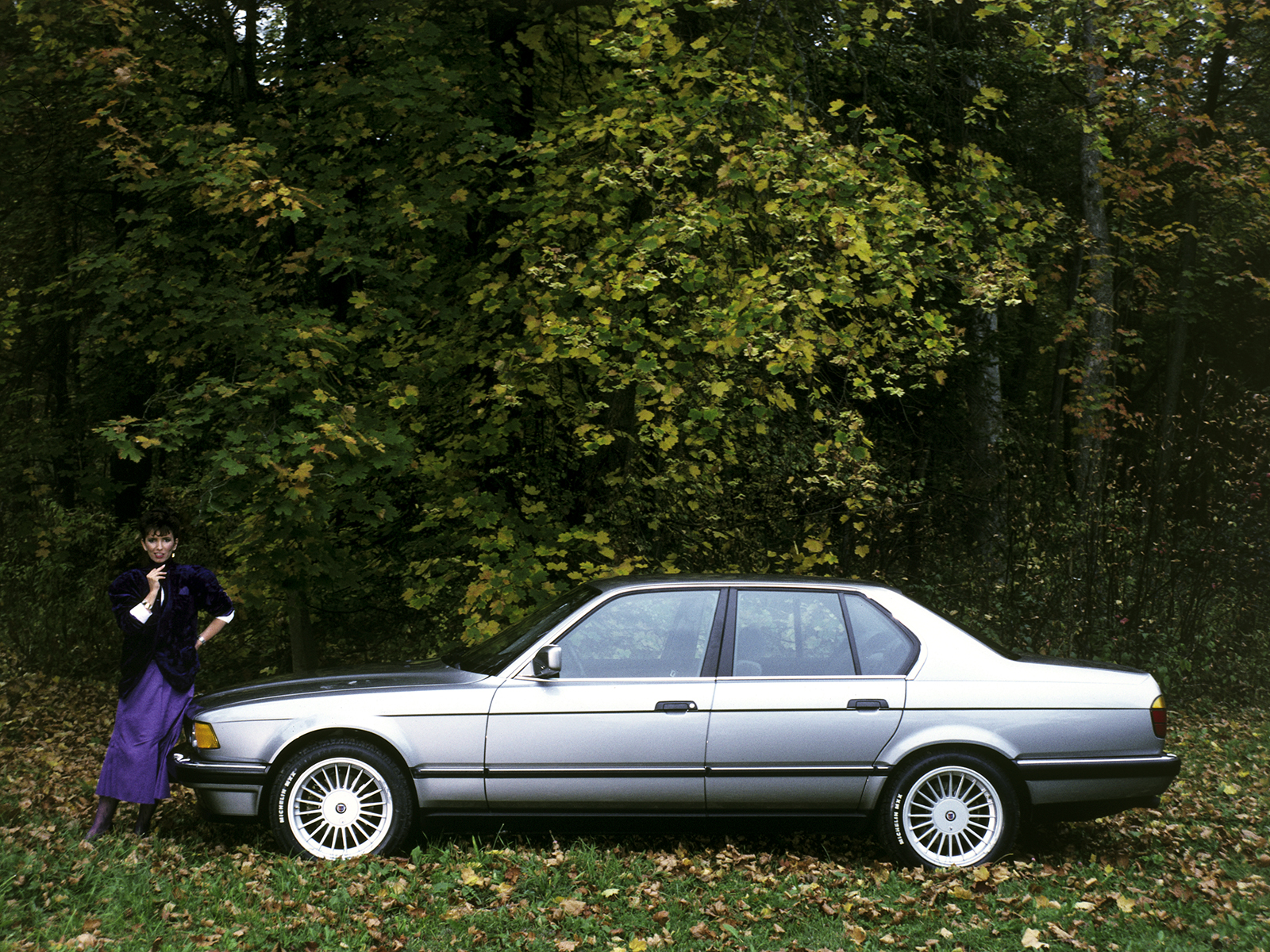 BMW 7 Series E32: ALPINA Automobiles