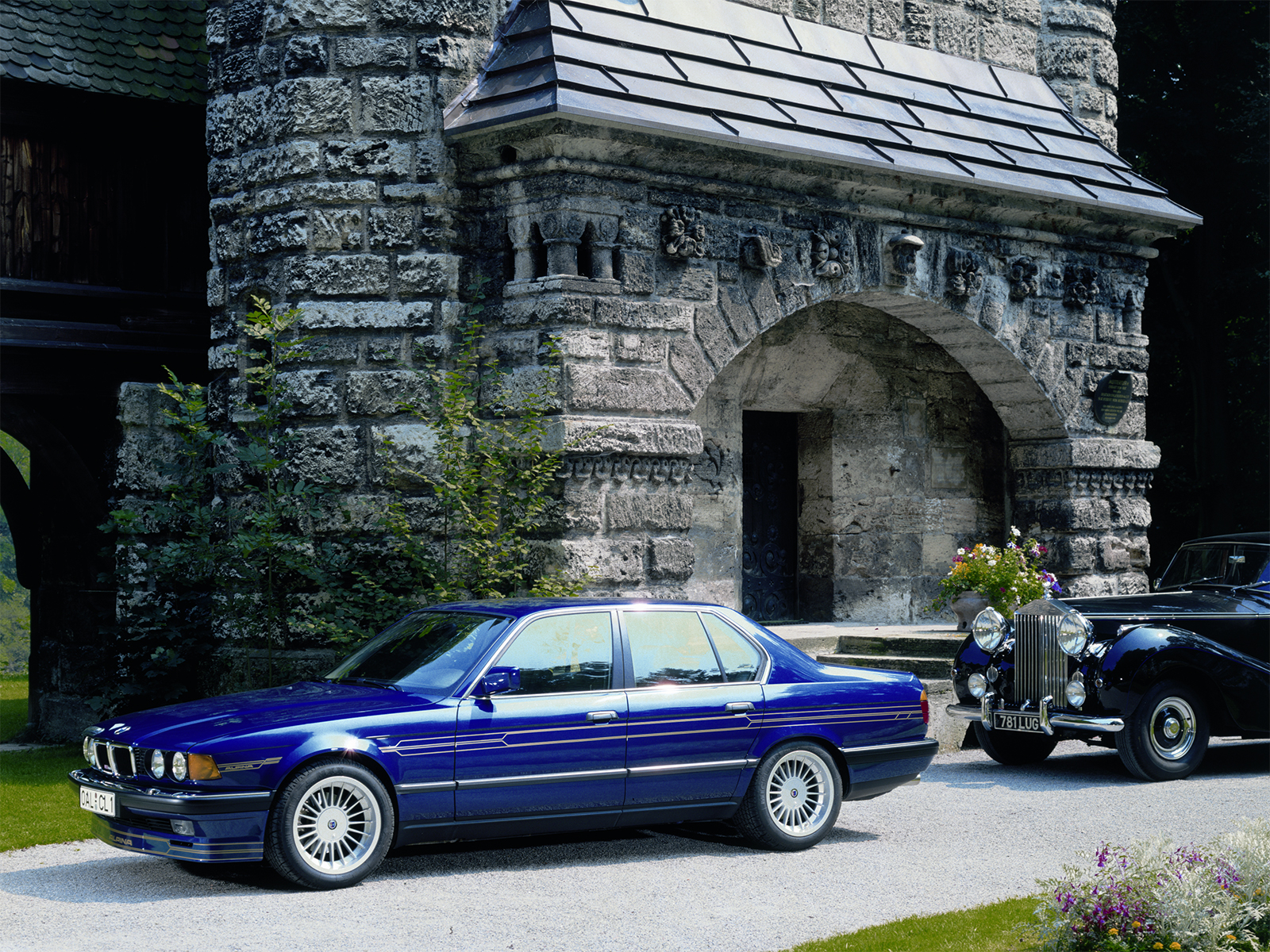 Bmw 7 Series E32 Alpina Automobiles