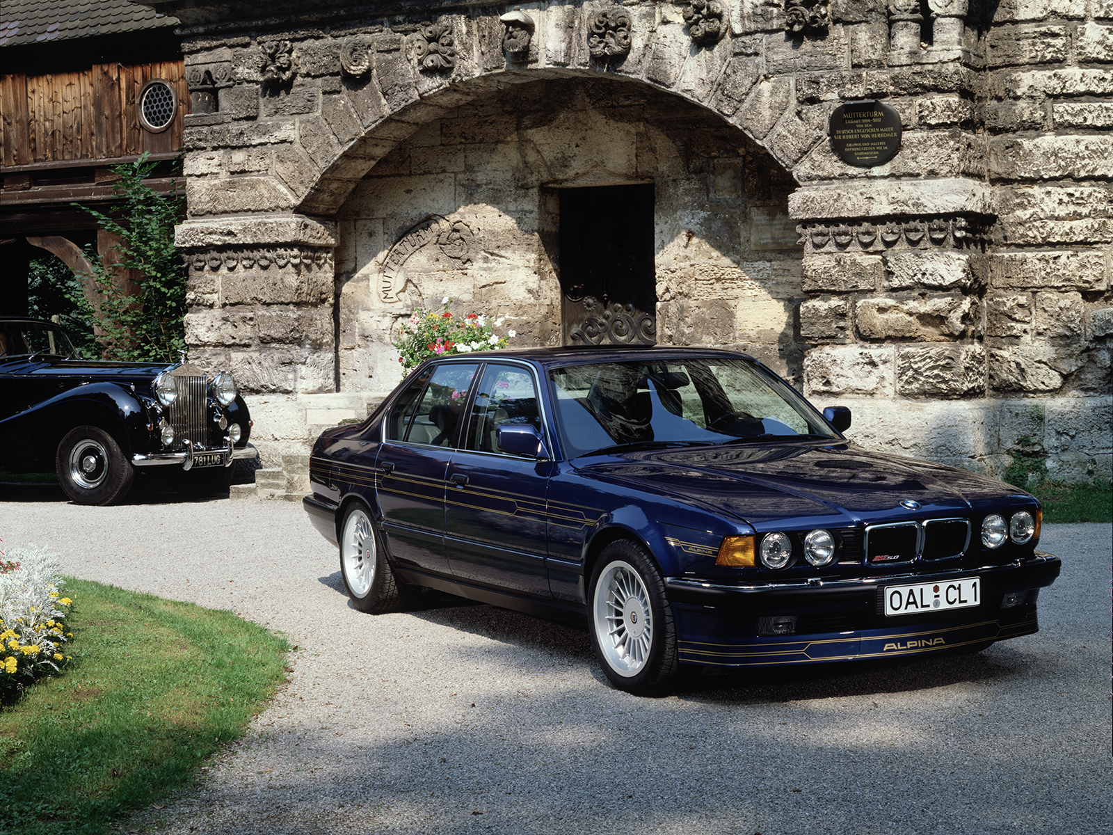 BMW ALPINA B12 50