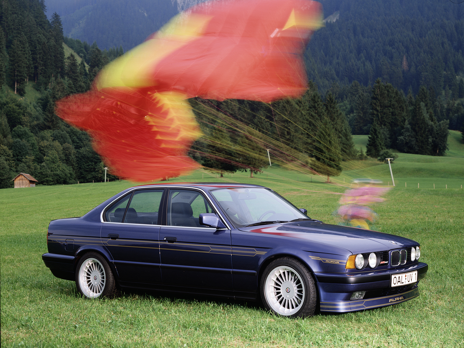 Bmw 5 Series E34 Alpina Automobiles