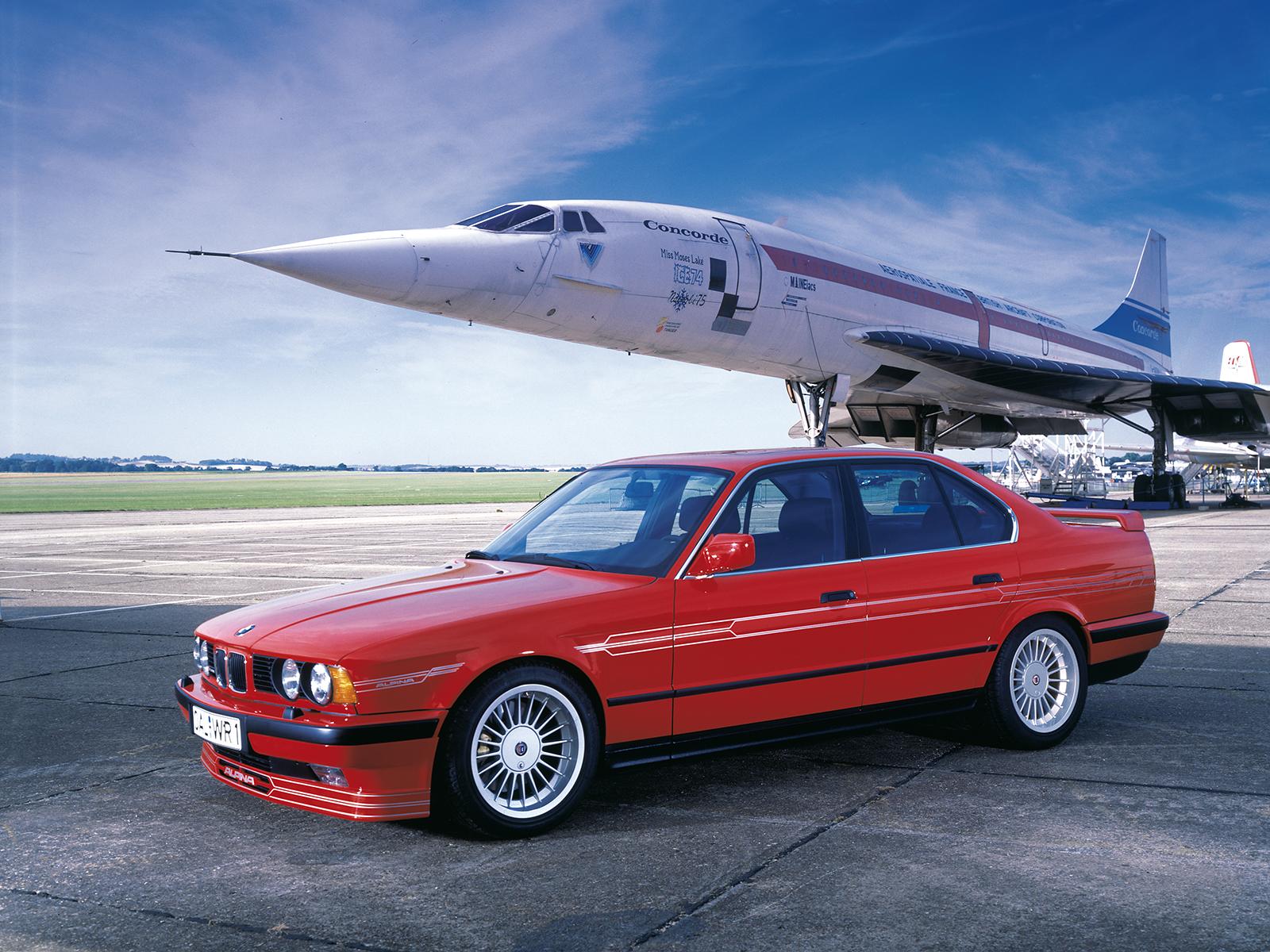 BMW Alpina B10 V8 Touring à Bissegg acheter sur auto.ricardo.ch