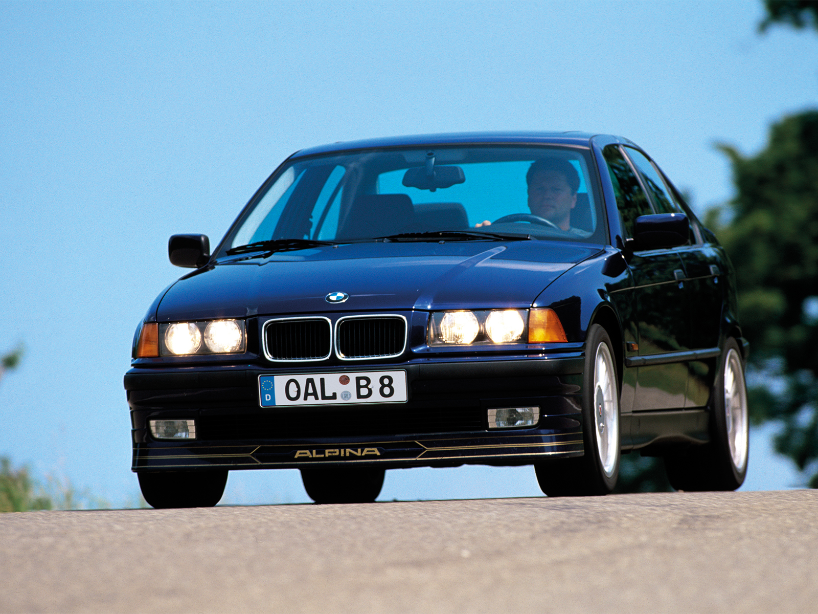 BMW 3 Series E36: ALPINA Automobiles