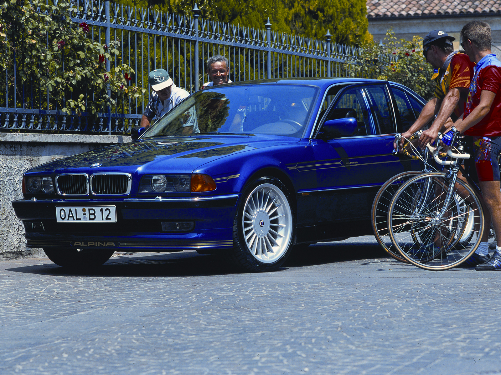Bmw 7 series e38 alpina automobiles