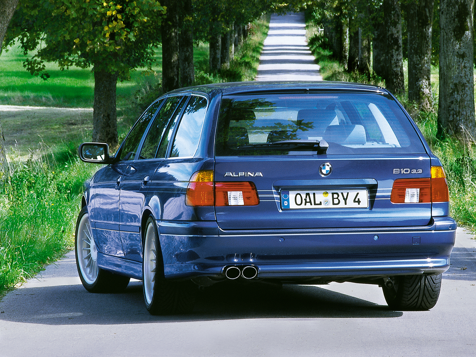 BMW 5 Series E39 ALPINA Automobiles