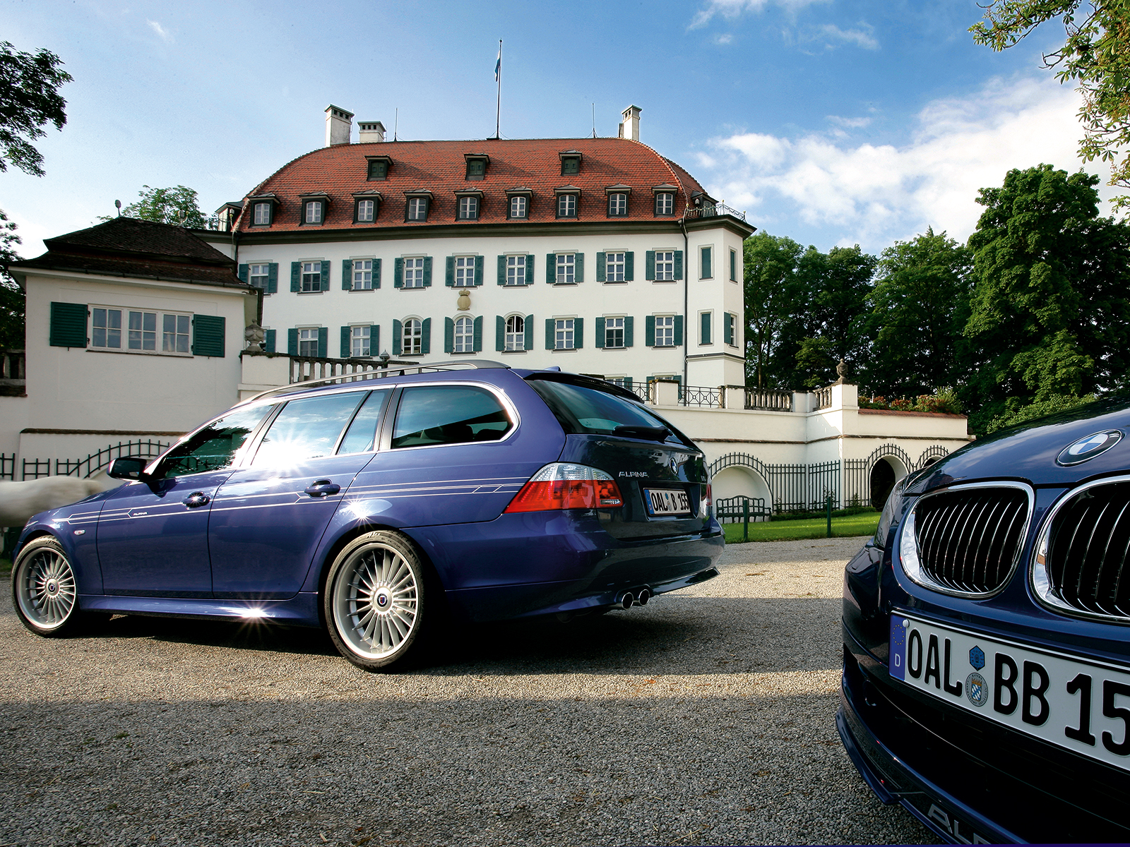 Bmw 5 Series E60 61 Alpina Automobiles