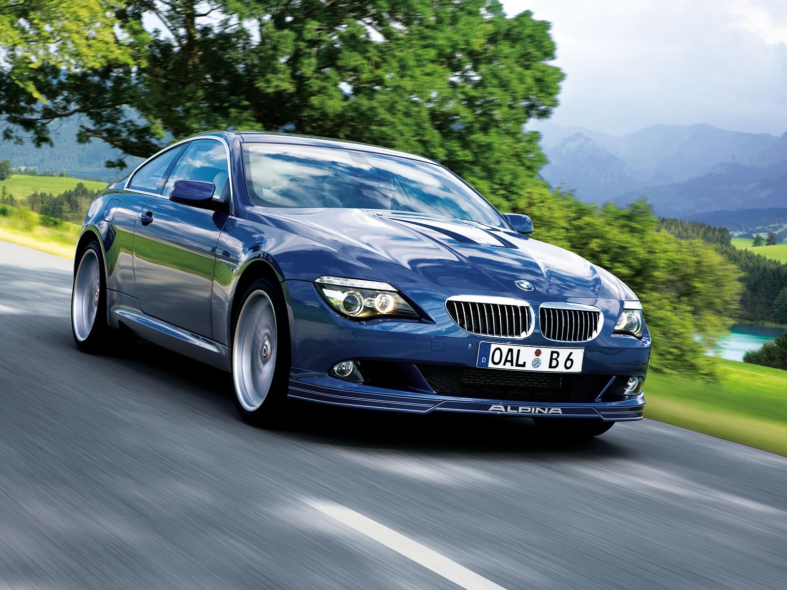 BMW 6 Series E63/64: ALPINA Automobiles