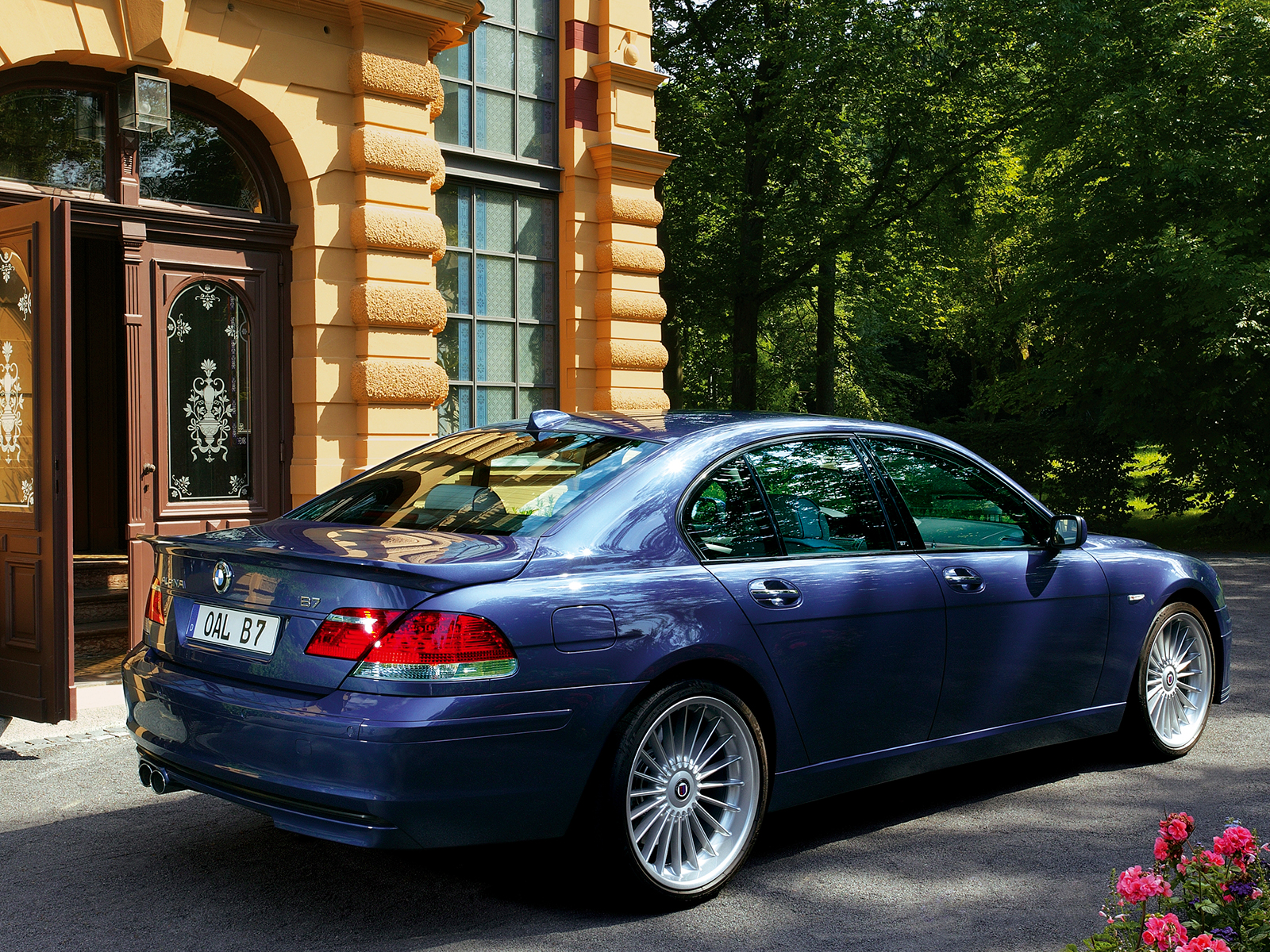 Bmw 7 Series E65 66 Alpina Automobiles