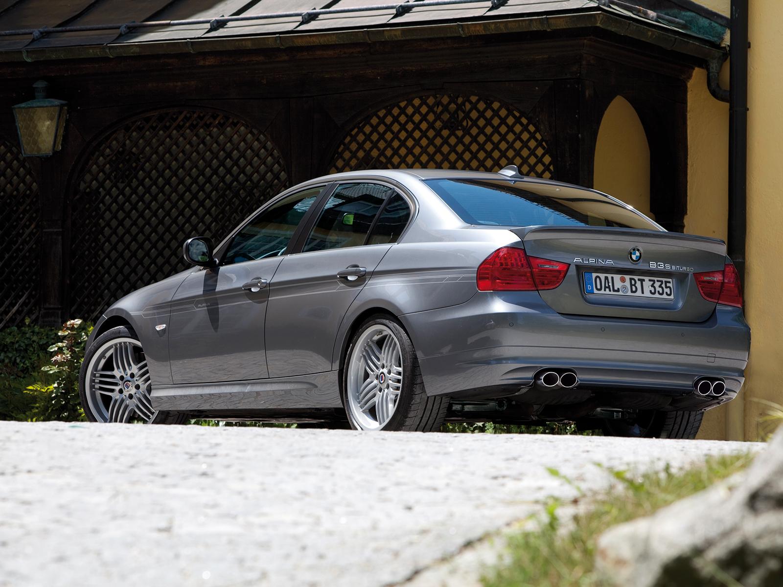 Bmw 3er E90 91 92 93 Alpina Automobiles