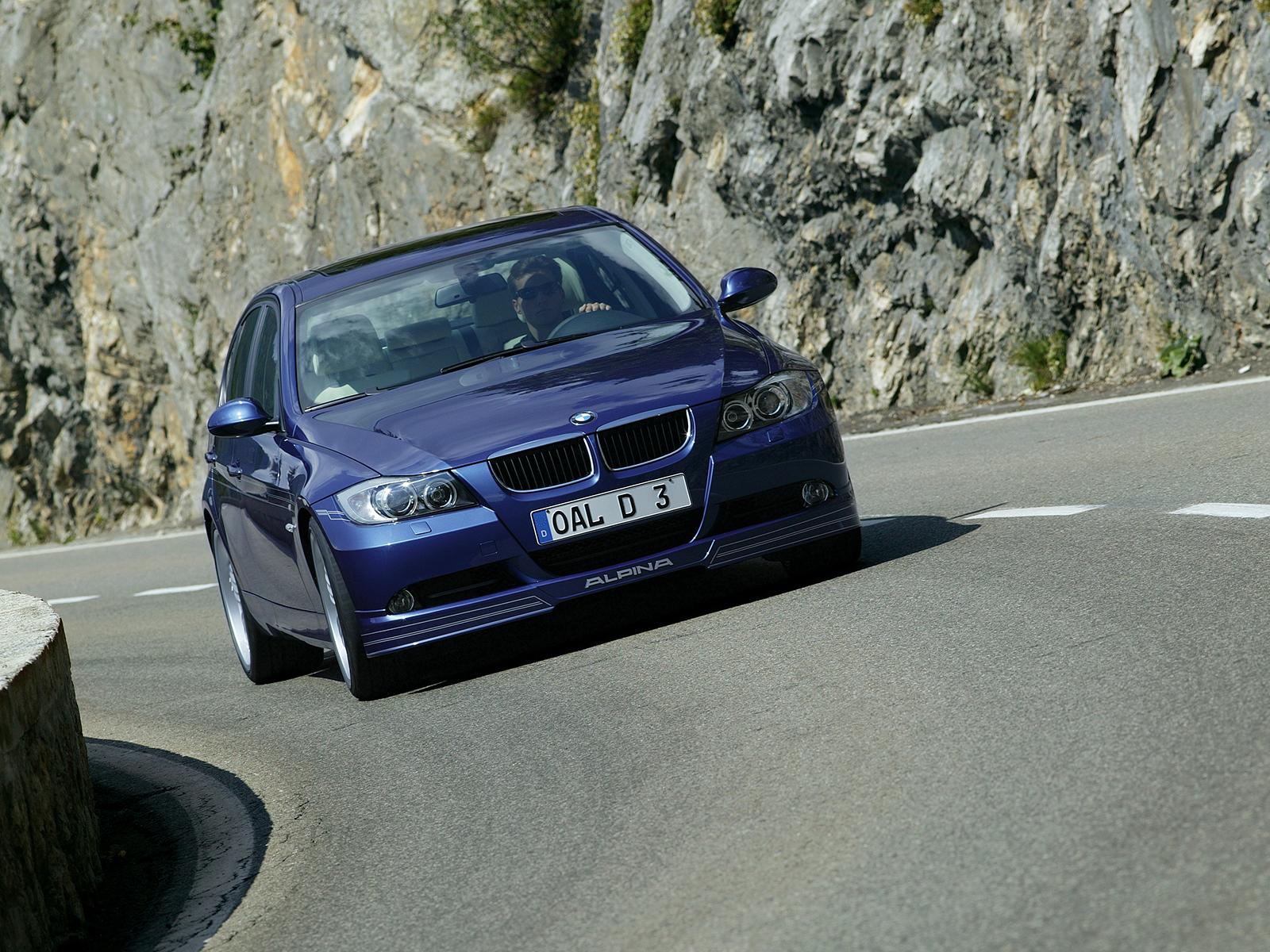Bmw 3 Series E90919293 Alpina Automobiles