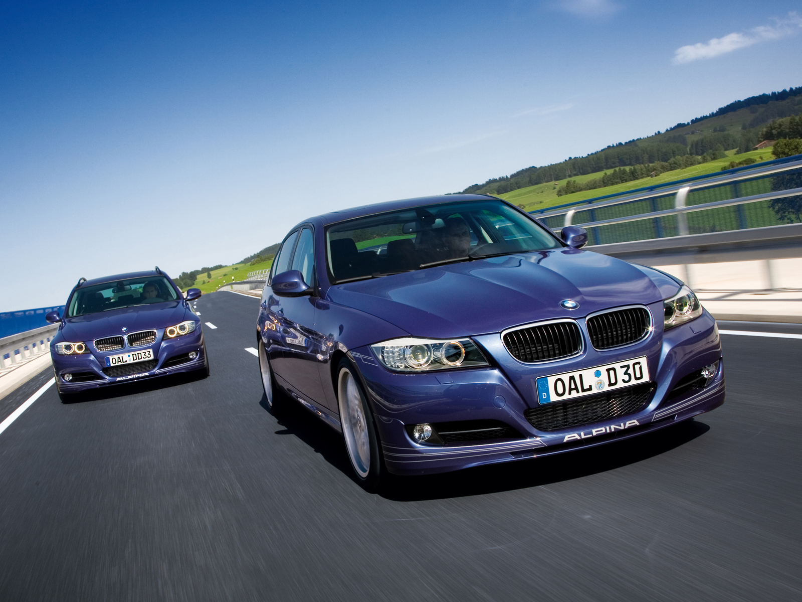 BMW 3 Series E90/91/92/93: ALPINA Automobiles