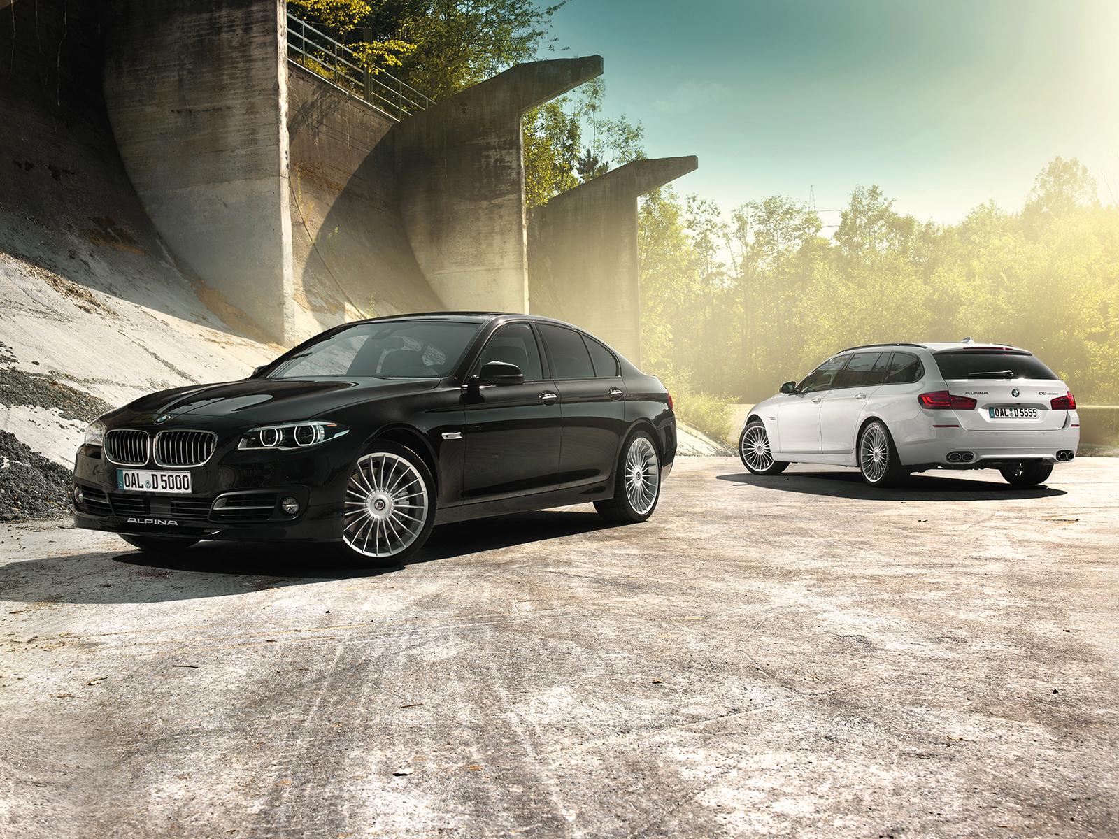BMW 5 Series F10/11: ALPINA Automobiles