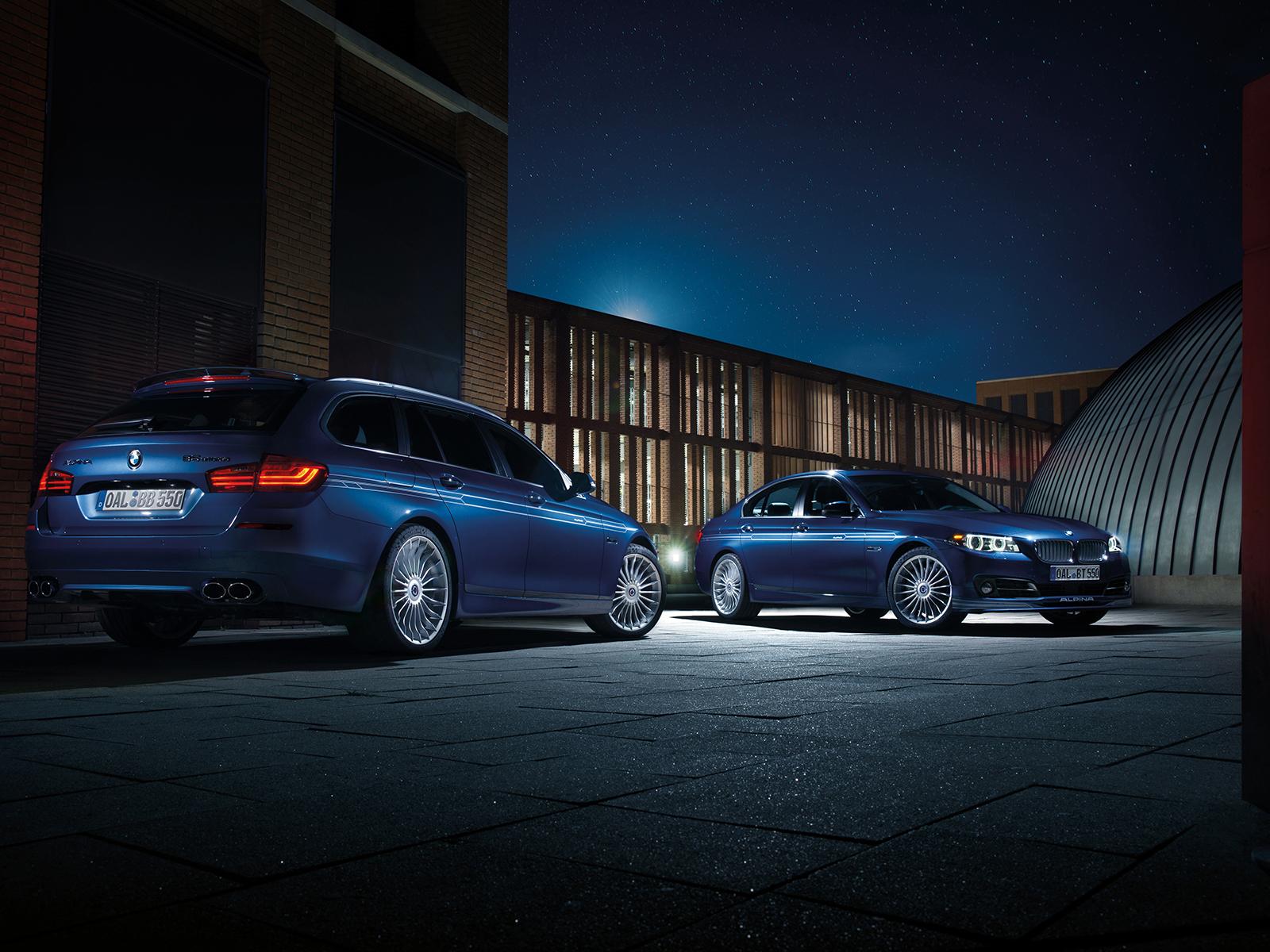 BMW 5er F10/11: ALPINA Automobiles