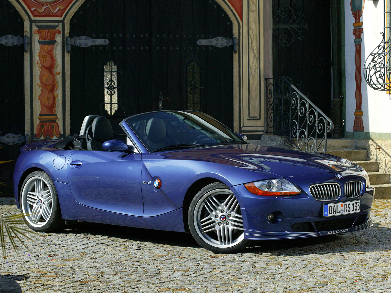 Bmw Roadsters Alpina Automobiles