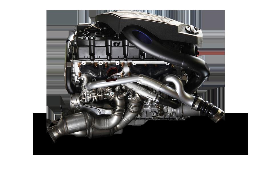 Engines Alpina Automobiles