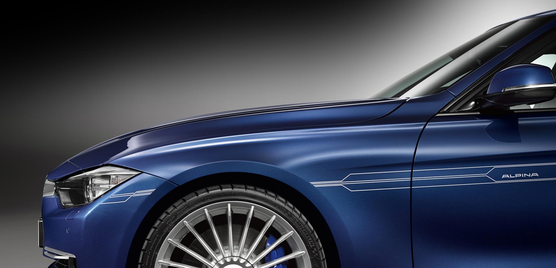 DE: ALPINA Automobiles