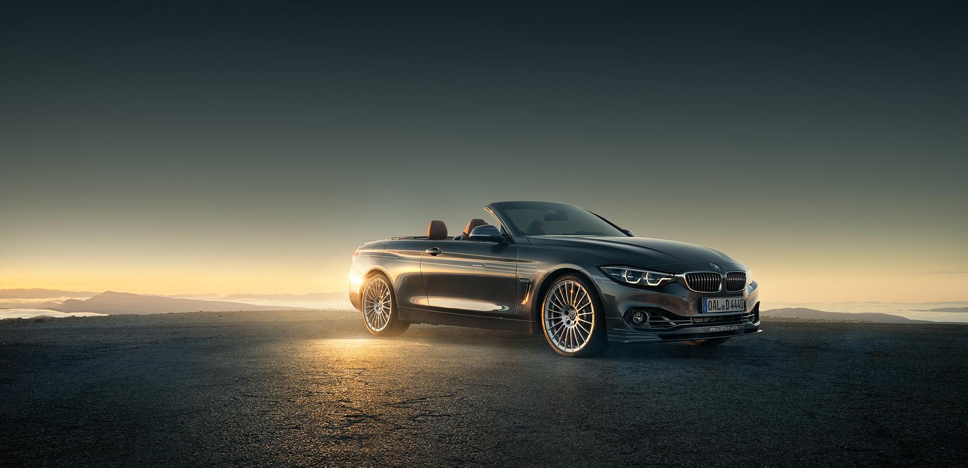 De Alpina Automobiles