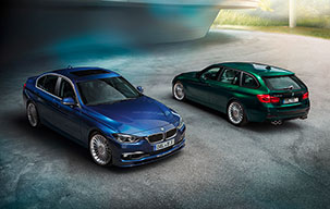 Highlights Alpina Automobiles
