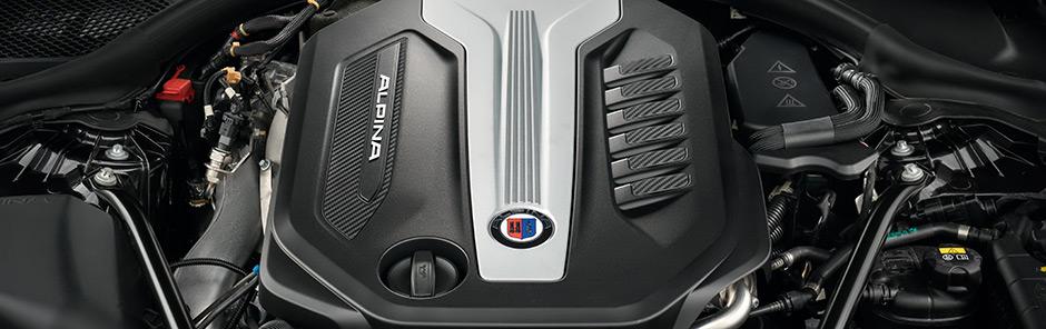 Engines: ALPINA Automobiles