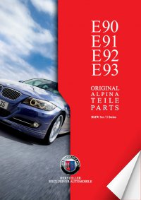 BMW Series ALPINA Automobiles - Alpina bmw parts